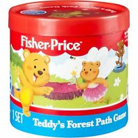 Fisher-Price Teddy's Forest Path Game