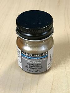 Testors Model Master Acryl Paint - 4671 Gold (gloss)