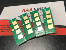 4 x Toner Chip Refill for Samsung Xpress M2835DW, M2875FW, M2885FW Printer