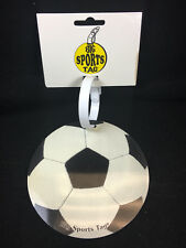 Soccer Ball Bag Tag by Big Sports Tags