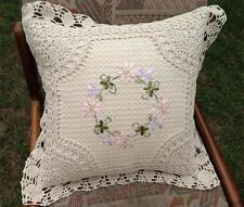 Handmade Country 100% Cotton Decorative Cushions & Pillows