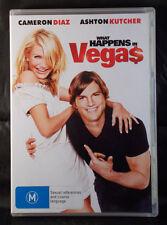 What Happens In Vegas - Ashton Kutcher, Cameron Diaz - DVD - Region 4
