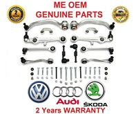 #ME 16 CONTROL ARMS KIT SET Audi A4 B6 8E B7 8H CONVERTIBLE SUSPENSION WISHBONES