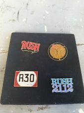 More details for rush 4x pin badges