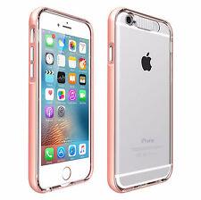 LED Light Up Selfie Luminous Phone Case Skin Cover For iPhone 5 5s SE 6 6S Plus