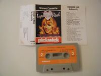LYNSEY DE PAUL NO HONESTLY CASSETTE TAPE COMPILATION 1977 PAPER LABEL PICKWICK