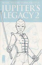 Jupiters Legacy Vol 2 #1 Image Comics Quitely 1:25 Variant