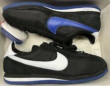 Nike Cortez Basic SP UNDFTD Black Blue Undefeated LA Nikelab 815653-014 Sz 11