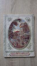 Programme THEATRE DES VARIETES 2 x photos MISTINGUETT La Vie Parisienne 1911