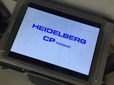 "PG640400RA4-3 PG640400RA4-2 PG640400RA4-1 Heidelberg 9.4"" CP Tronic Display"