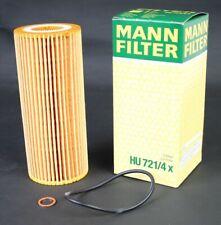Ölfilter Filtereinsatz MANN BMW E46 330d E60 530d 525d X5 3.0d Hu721/4x  HU7214