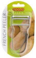 Apollo French Peeler for Vegetable Potato Eyer Stainless Steel Kitchen Utensil