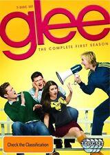 Glee : Season 1 (DVD, 2011, 7-Disc Set), NEW REGION 4