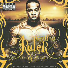 (The Ruler)  Dj Ideal & Busta Rhymes (CD, Jun-2006,)
