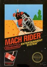 Mach Rider (Nintendo) NES