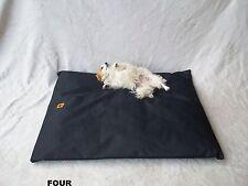 DOG BED - X LARGE - KENNEL MAT HEAVY DUTY WATERPROOF FLEA FREE LARGE + MED + SML