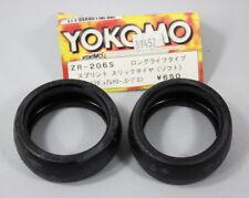 "YOKOMO Pneus ""SPRINT"" Slick Etroit 24 mm  (soft) 39452"