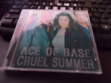 Cruel Summer by Ace of Base (Album CD, Jul-1998, Arista) NEW