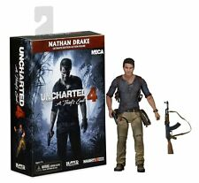 Uncharted 4 Nathan Drake Action Figure Ultimate Edition NECA Player Select Box