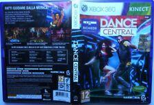 DANCE CENTRAL XBOX 360 MICROSOFT ITA