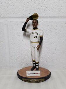 Roberto Clemente Pirates 2007 Collector's Edition Figurine w/ original box