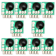 10Pcs Fire Siren Control Chip Music Integration Module 3V Alarm Voice Fr DIY Toy