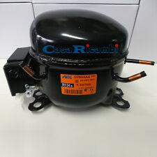 COMPRESSORE PER FRIGORIFERO ACC SECOP GVM44AA DA 1/6 HP GAS R134a 130W