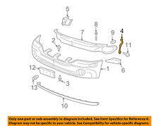 GMC GM OEM 02-06 Envoy XL Front Bumper-Bumper Cover Brace Right 15193425