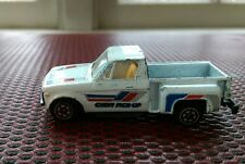 Rare Yatming No 1700 Chevy Pick Up White Truck Vehicle Car Chevrolet diecast toy