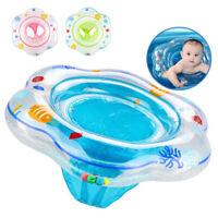 Baby Water Seat Inflatable Kids Swim Ring Swimming Pool Float Infant Safety Toy