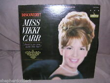 Vikki Carr Discovery  LST-7354, Free Ship