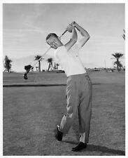 1960s Tommy Jacobs PGA Tour Golfer Original News Service Photo
