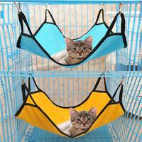 Cat Hammock Bed Small Animal Pet Dog Hamster Ferrets Cage Hanging Nest 40 x 50cm