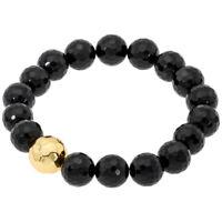 Gorjana Power Gemstone Black Onyx Statement Bracelet 18220525G
