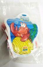 Burger King The Little Mermaid Sebastian Kids Meal Toy Vintage 1993