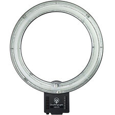 "Diva Ring Light Nova 18"" Original Photo/Video Fluorescent Ring Light Used"