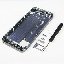 For iPhone 5S Housing Housing Middle Frame/Hard Metal Back Door Cover Case +Tool
