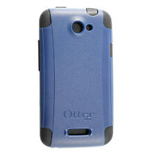 OtterBox HTC ONE X Commuter Case Blue Black Cover Hard Gel Shell OEM Genuine USA