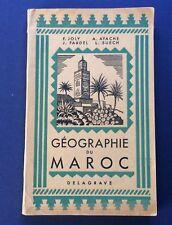 Geographie du maroc, graphics cards, photos, paris 1949