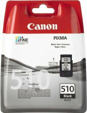 Genuine Canon PG-510 Pixma Mx350 Mx410 MX420 Black Ink Cartridge