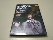 0220- MARVIN GAYE IN MEMORY  DVD NUEVO REPRECINTADO LIQUIDACIÓN