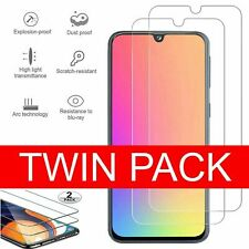 For Samsung Galaxy A10 A20 A30 A40 A50 Genuine Tempered Glass Screen Protector