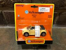 VINTAGE NEW-RAY OPENTOP COLLECTIONS 1998 VOLKSWAGEN BEETLE CONVERTIBLE 1999 NEW