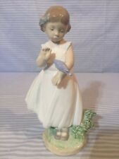 "Lladro Retired Figurine - ""Are You Tired"" #08059"