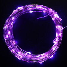 String Light Starry Line Rope Wire party Wedding Christmas Garden decoration EL