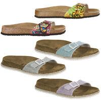 Birkenstock Papillio Madrid Damen Schuhe Sandalen Pantoletten Hausschuhe Clogs