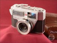9024 - Yamato Palmat Automatic Luminor 40mm inc Brown Leather Case