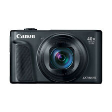 Canon PowerShot Sx740hs Black Digital Compact Camera