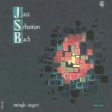 Jazz Sebastian Bach 0731454255226 by Swingle Singers CD