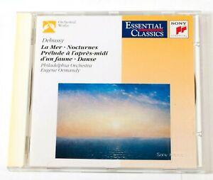 CD Debussy Philadelphia Orchestra Eugene Ormandy Sony Classical SBK 53 256 L607